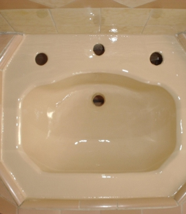 kitchen sink reglazing los angeles