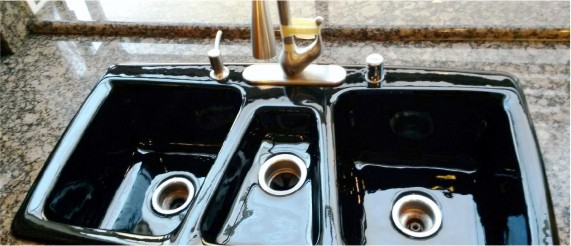 Photo gallery top refinishing the professional reglazing company sinks kitchen sink reglazing los angeles workwithnaturefo